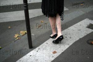 """Maufroid, Caroline. """"La Parisienne"""". 2007. Photographie. Collection particulière."""