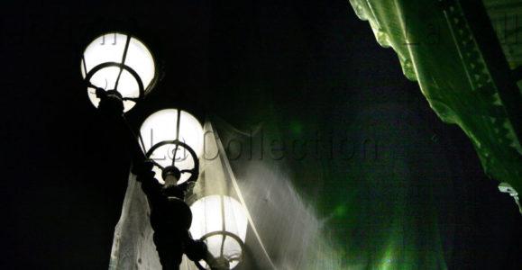 """Maufroid, Caroline. Paris. """"Nuit voilée"""". 2009. Photographie. Collection particulière."""