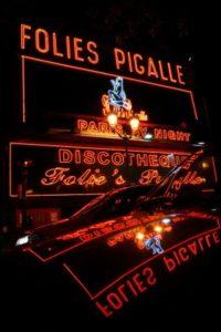 France. Paris. Pigalle. Photographie de Caroline Maufroid.