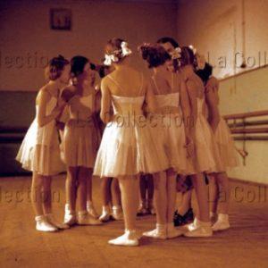 Peter Bock-Schroeder. Théâtre du Bolchoï, Moscou. 1956. Photographie. Collection particulière.