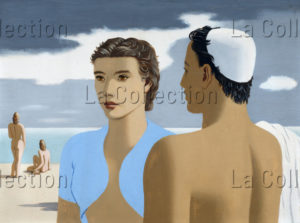 Ram (Ruggero Alfredo Michahelles). Sirocco. 1933. Peinture. Collection particulière.