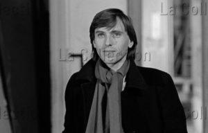 Delagarde, Jean Pierre. Portrait D'Alexandre Arcady, Cinéaste Français. 1982 1983. Photographie. Collection Particulière.