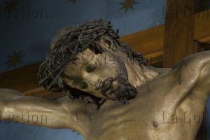 Tacca, Pietro. Crucifix. Vers 1617. Sculpture. Pistoia, Santa Maria Degli Angeli.