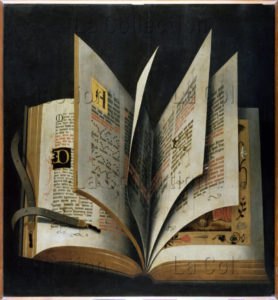 Anonyme Allemand. Livre Enluminé. Vers 1500 1525. Peinture. Florence, Musée des Offices.