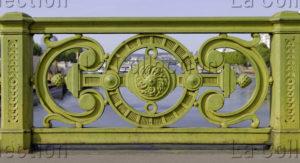 Paris. Pont Mirabeau. Photographie De Jean Michel Drouet.