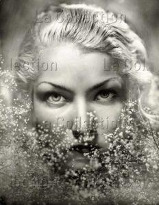 Atelier photographique Manasse. Etude. Vers 1934. Photographie. Collection particulière.