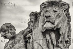 Jousselin, David. Pont Alexandre III à Paris. 2015. Photographie. Collection Particulière.