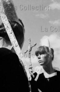 Kervella, Gilles. Finistère. Pardon De Sainte Anne La Palud. 1976. Photographie. Collection Particulière.