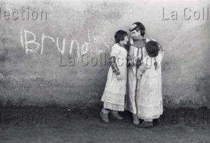 Kervella, Gilles. Qui Est Bruno ? 1977. Photographie. Collection Particulière.