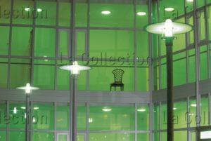 Vienne. Hofmobiliendepot. Lammerhuber, Lois. Vue intérieure. 2002. Photographie.