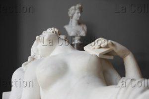 Foyatier, Denis. La Sieste. Détail. 1848. Sculpture. Paris. Musée du Louvre.