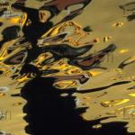 Legrand, Eric. Venise. Les Ors gondolés. 2001. Photographie. Collection Particulière.