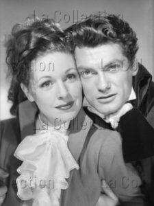 Lorelle, Lucien. Madeleine Robinson et Jean Marais. 1946. Photographie. Archives Philippe Gallois.