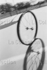 Michahelles, Sandro. Ruota. 1994. Photographie. Collection Partioculière.