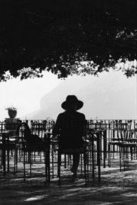 Michahelles, Sandro. Ravello. 1995. Photographie. Collection Particulière.