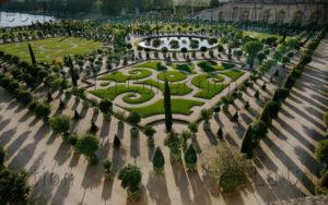 France. Versailles. Château. Parc. Le Nôtre, André. Les Jardins De L'Orangerie. Photographie De Jean Claude N'Diaye.
