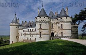 Chaumont Sur Loire. Château.