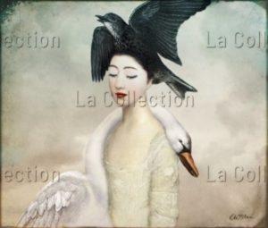 Catrin Welz-Stein. Himmel (Ciel). 2012. Image numérique. Collection particulière.