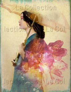 Catrin Welz-Stein. Kimono. 2018. Image numérique. Collection particulière.