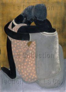 Dunand, Jean. Peinture. Collection Particulière.
