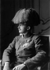 Portrait de l'empereur Charles I. 1917. Photographie. Vienne, Österreichische Nationalbibliothek.
