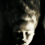 Anonyme. The mask (Le Masque). Portrait de la danseuse Senta Nova. Vers 1925. Photographie. Collection particulière.