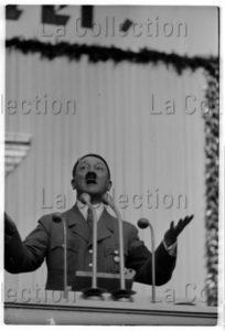 Autriche. IIIe Reich. Anschluss. 1938. Photographie. Vienne, Österreichische Nationalbibliothek.