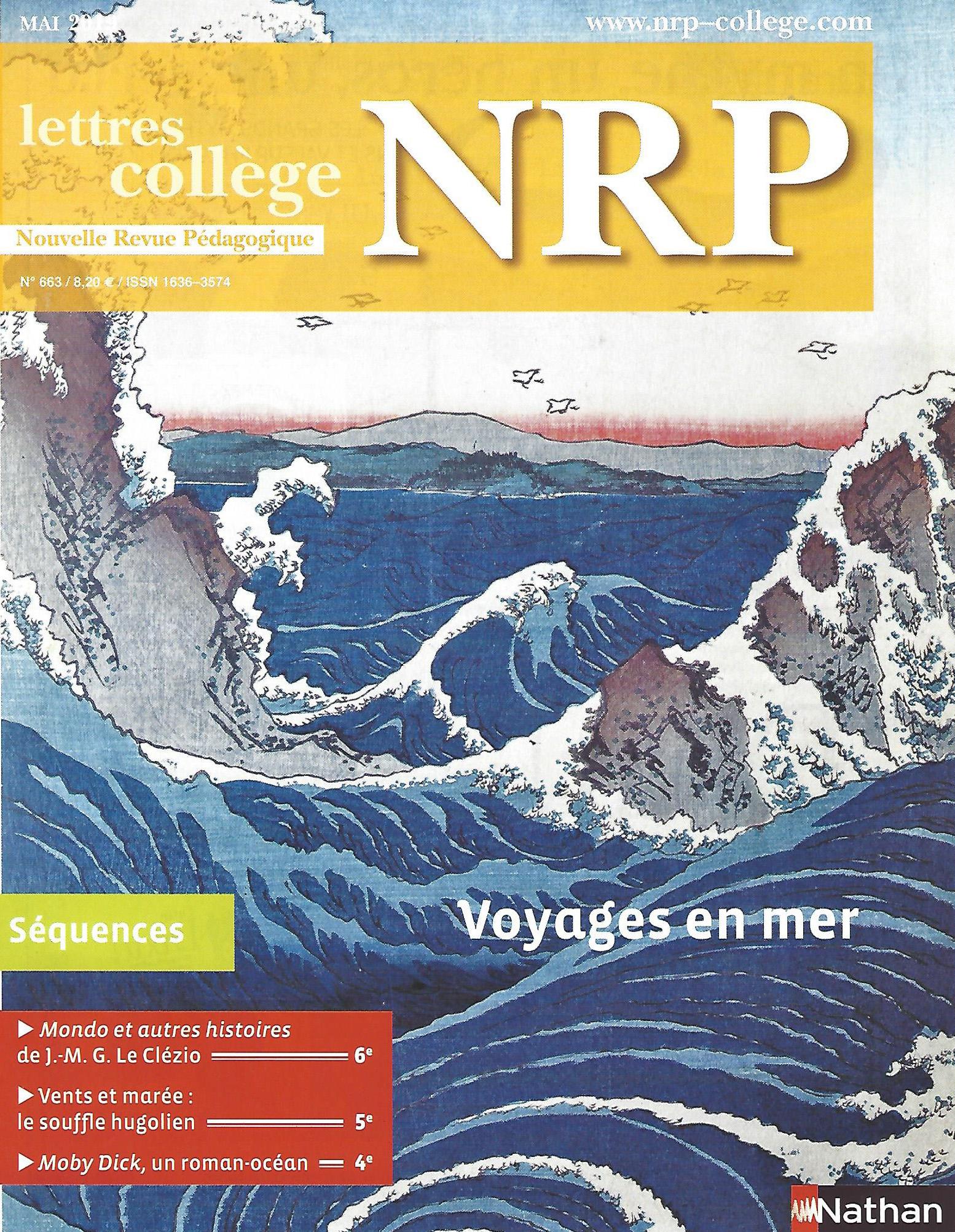 NRP COLLEGE - 663 - MAI 2019