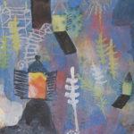 Klee, Paul. Garten. 1918. Dessin. Collection particulière.