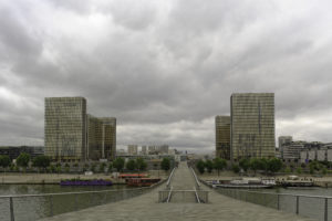 """""""Paris vide"""". Photographie de Jean-Michel Drouet."""