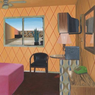 Reimer, Hermann. Hôtel. 2008. Peinture. Collection particulière.