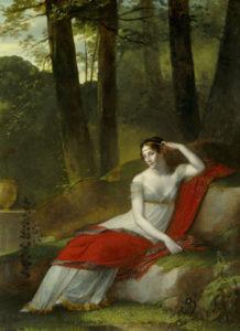"""Pierre Paul Prud'Hon """"Portrait de l'impératrice Joséphine de Beauharnais"""" Paris, Musée du Louvre"""
