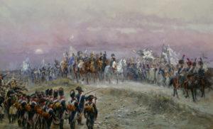 """Edouard Détaille """"Soir d'Iéna"""" / Paris, Musée de l'Armée"""